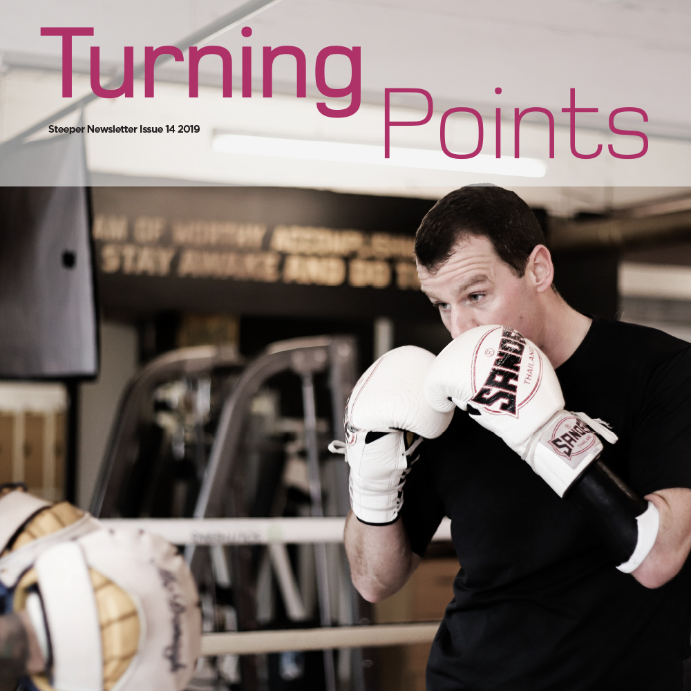 Turning Points - July 2019