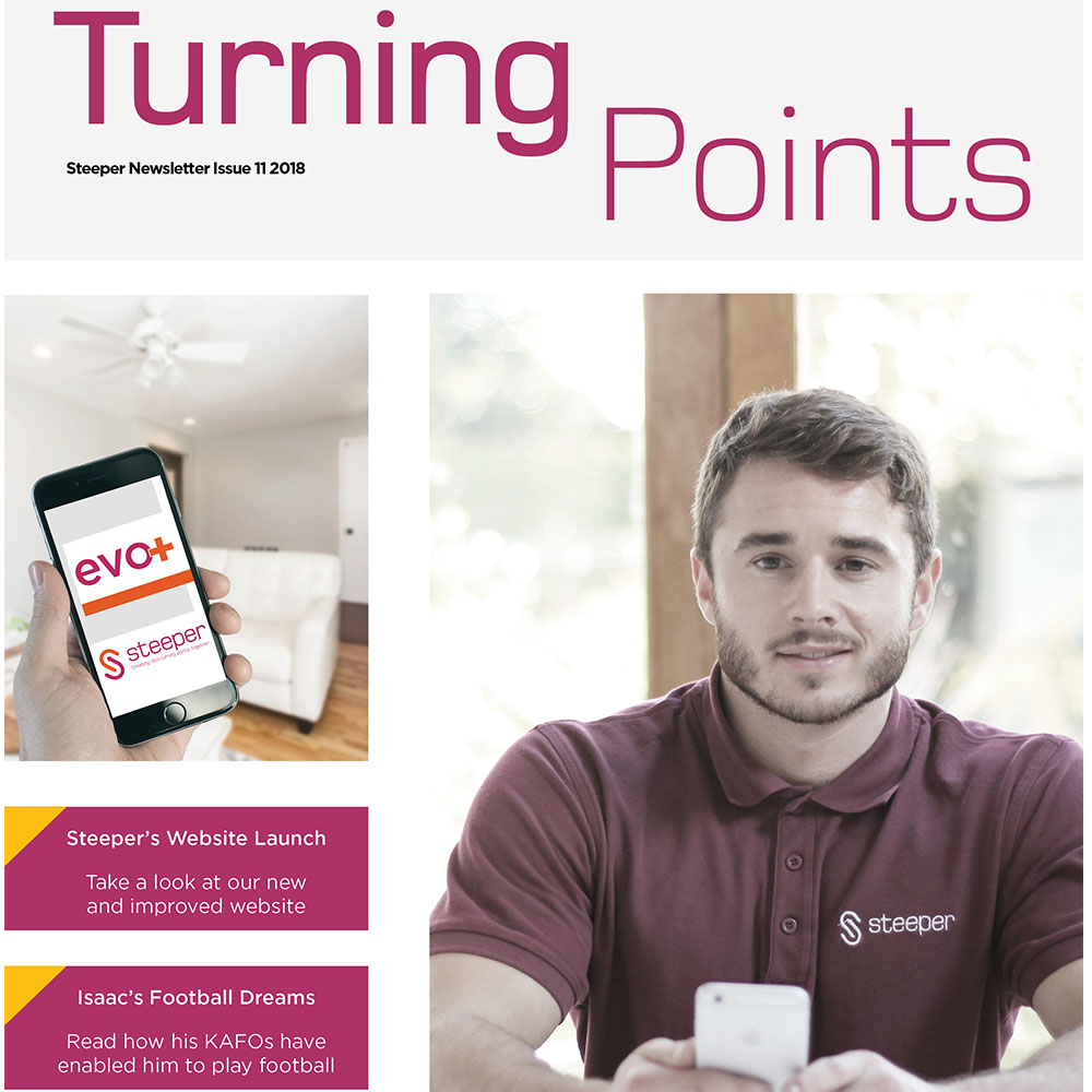 Turning Points Newsletter - November 2018