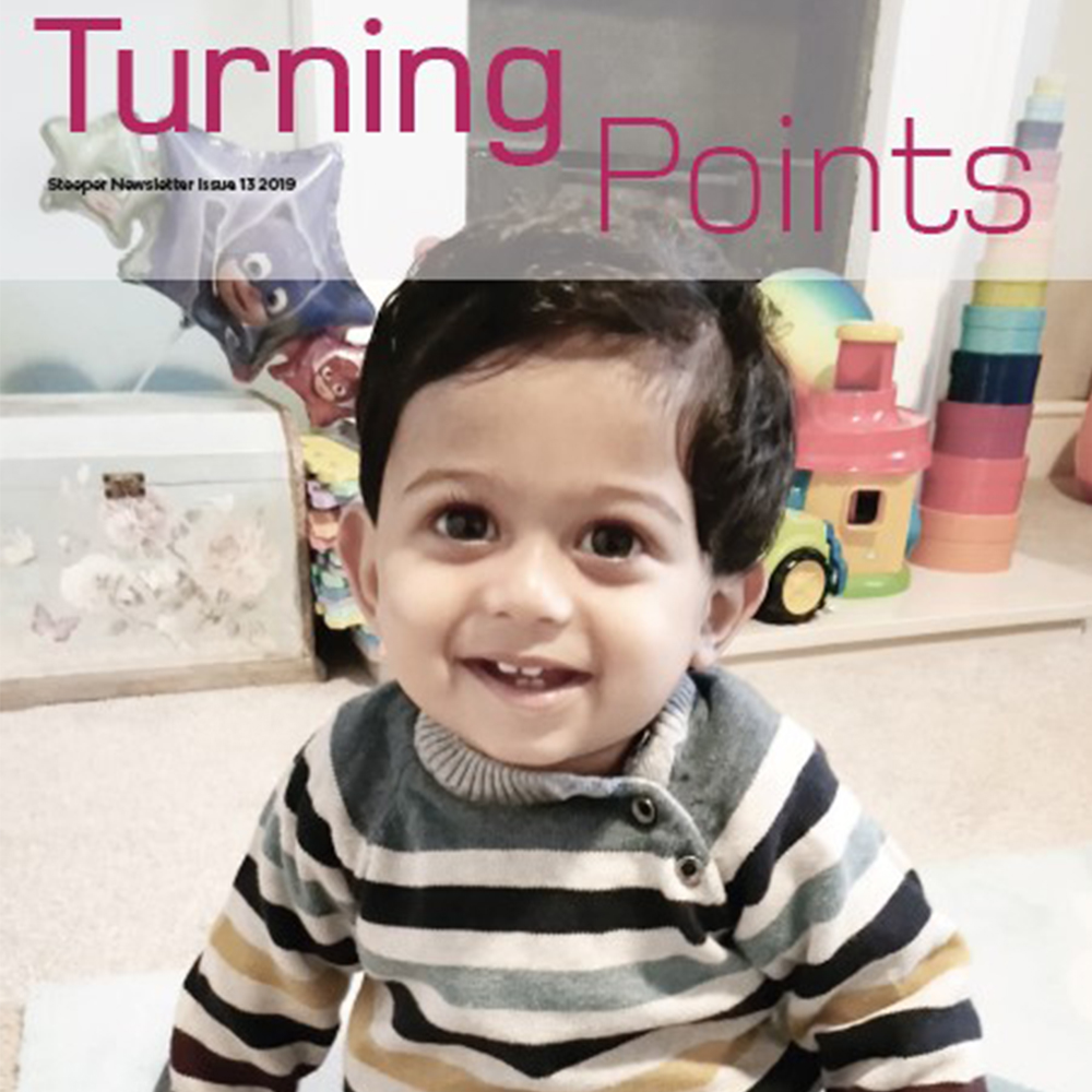 Turning Points - April 2019