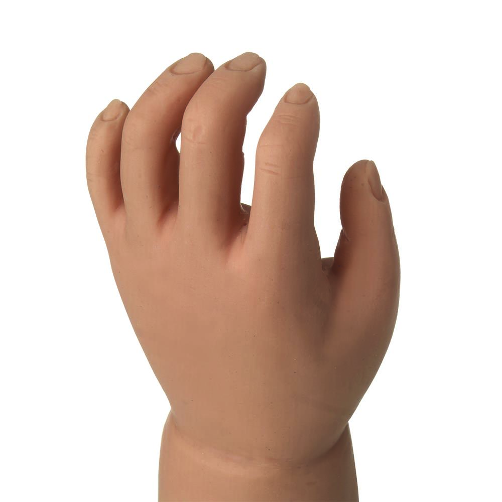 Infant Foam Filled Cosmetic Gloves